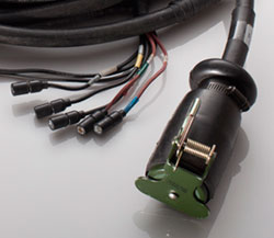 Military Wiring Harness