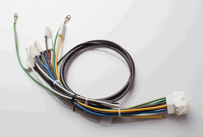 Custom Wiring Services | Custom Wiring Harnesses on multicore cable, cable management, direct-buried cable, cable reel, cable dressing, cable carrier,