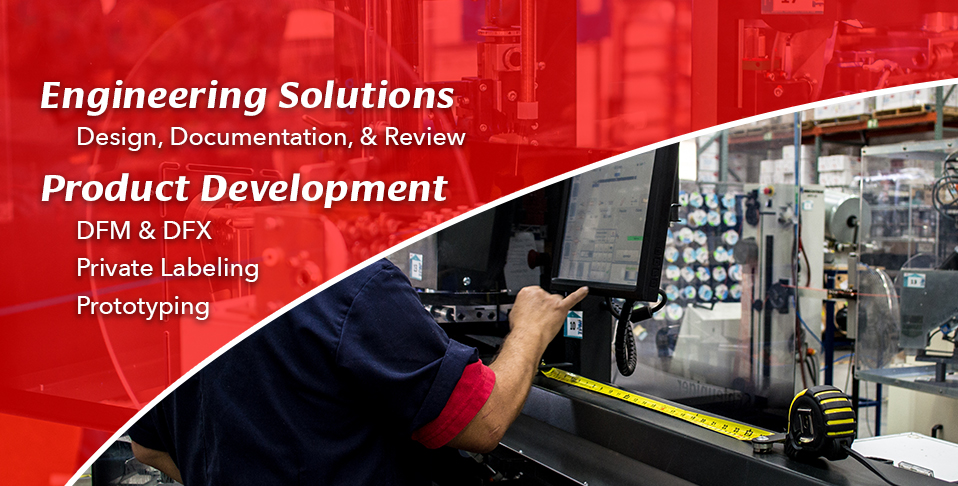 Engineering Solutions & Product Development