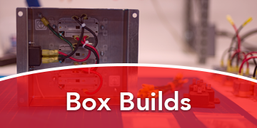 Custom Box Build Electronic Assemblies